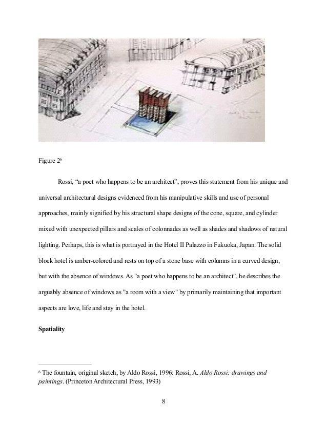 color in architecture essay