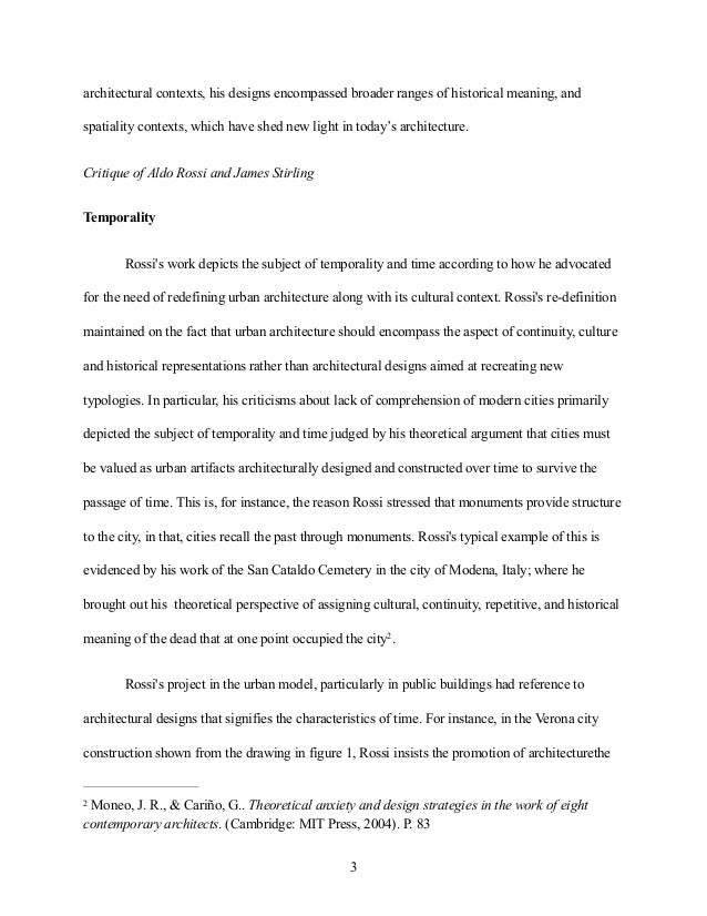 example of a critique essay - Vatoz.atozdevelopment.co