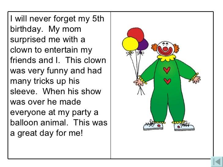 My 10th Birthday Essay Example - image 6