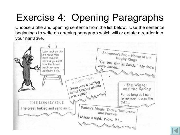 how to start a second paragraph