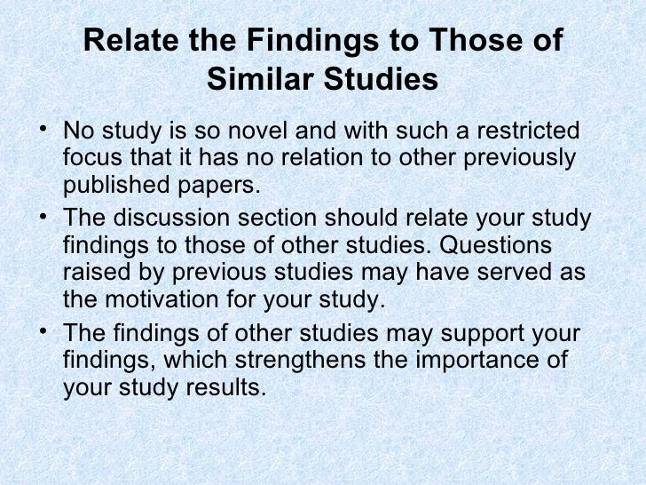 dissertation qualitative research findings chapter Writing chapter 4: the results of your research study research questions do not fit to the full the findings true in qualitative research.