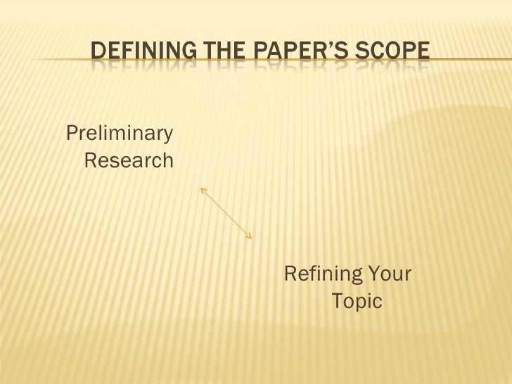 Is there any point in writing a research paper on a subject you are not interested in?