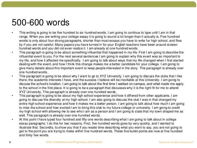 College essays college application essays 500 word essay example