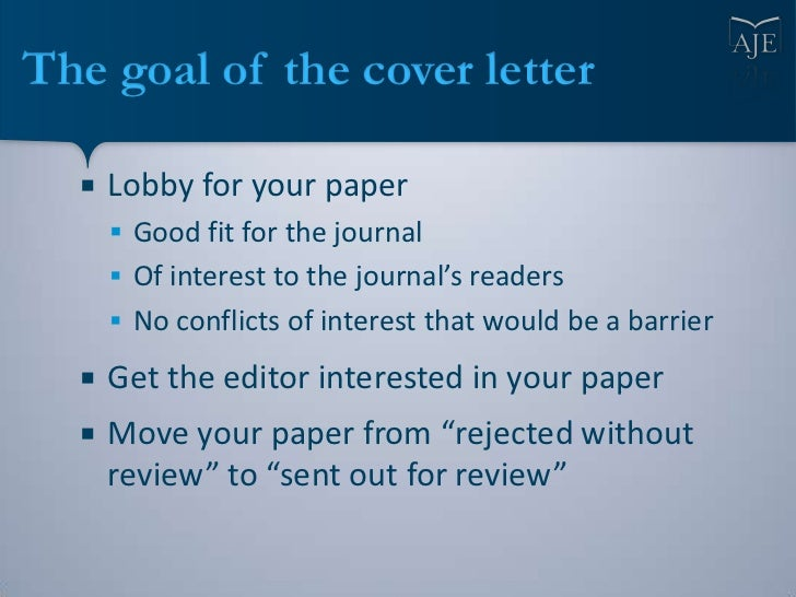 Cover letter for journal submission science uncategorized for Cover letter for manuscript submission to journal sample