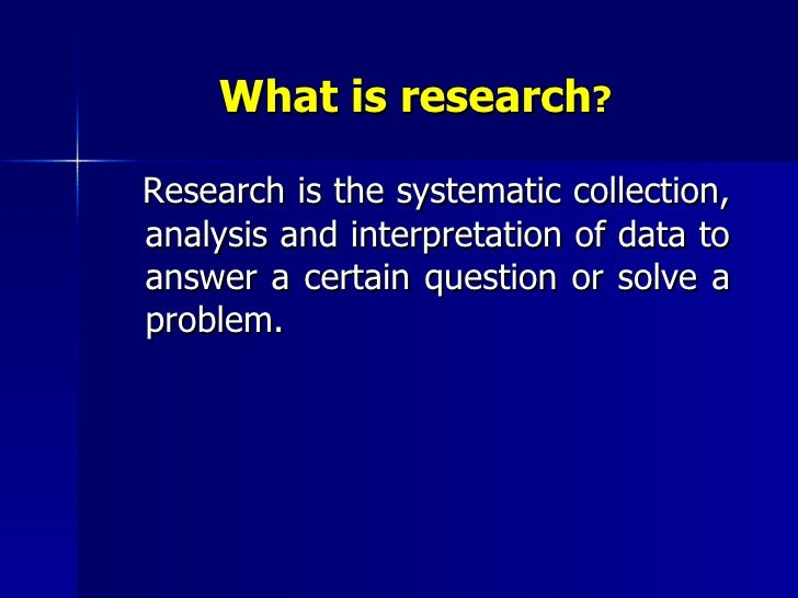 Health research proposal example