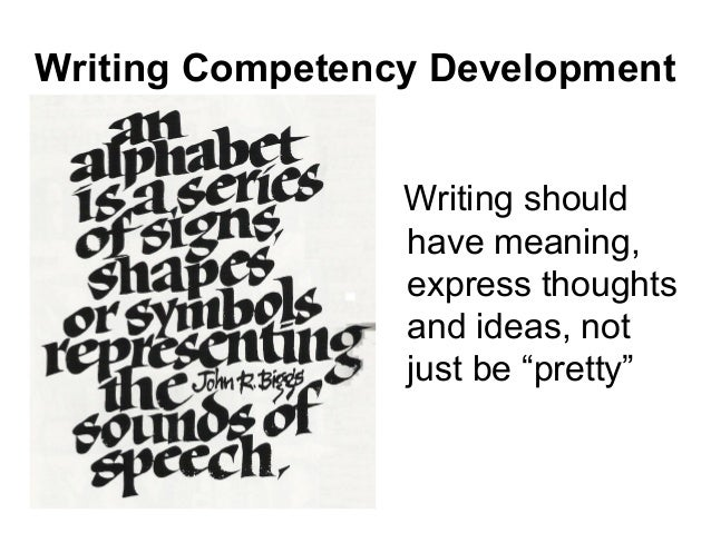 How do you write a technical composition? like an essay?