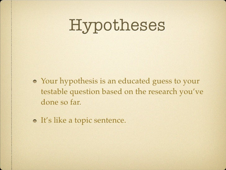 how do you write a hypothesis If you feel like you do need special help with grammar, go to the on-line writing handbook on the labwrite resources page spelling errors first, run the spell-checker on your computer.
