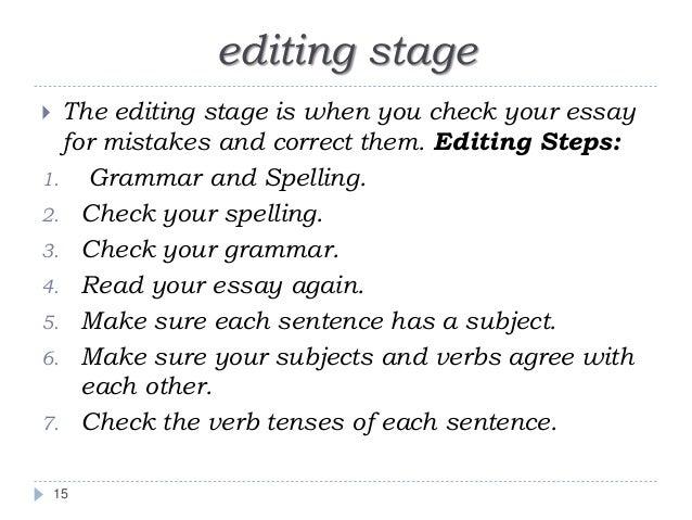 make academic essay