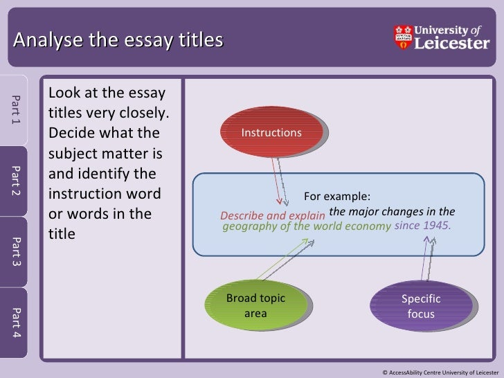 composition of an essay A step-by-step guide to writing a basic essay, along with links to other essay-writing resources.