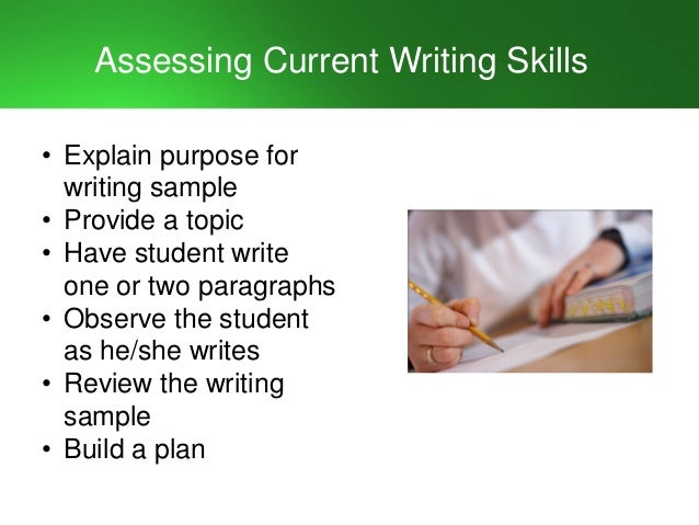 writing skills test Note to students welcome to the compass sample writing skills test you are about to look at some sample test questions as you prepare to take the actual compass test.