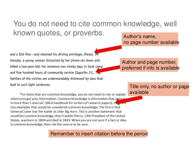 how to reference works cited in an essay