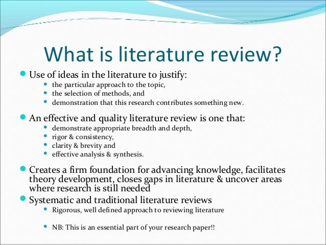 difference between bibliographic essay literature review