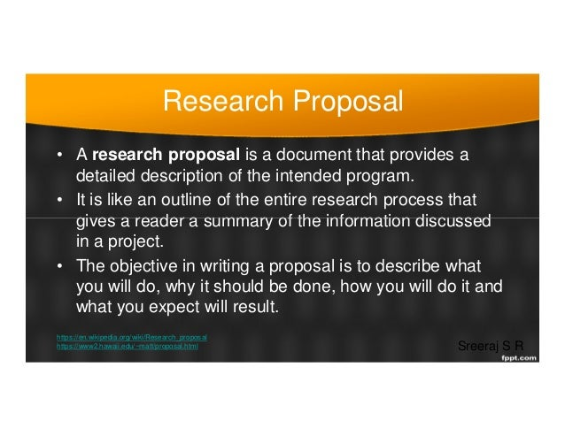 History Research Proposal