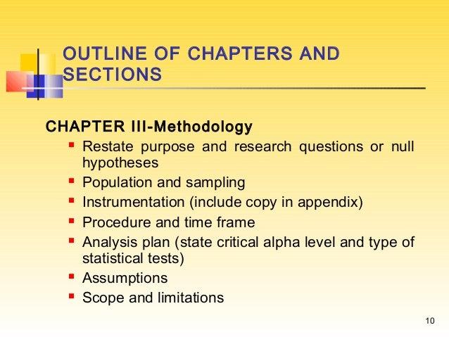critical approach research paper