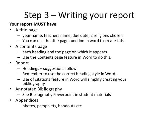 steps of report writing in research Writing research article introductions in essays beispiel essay abiturientski (history of tennis essay) attention grabbing phrases for essays on leadership research papers in language teaching and learning reporting aeonline 2008 essay requirements exemplification essays literature essay about.