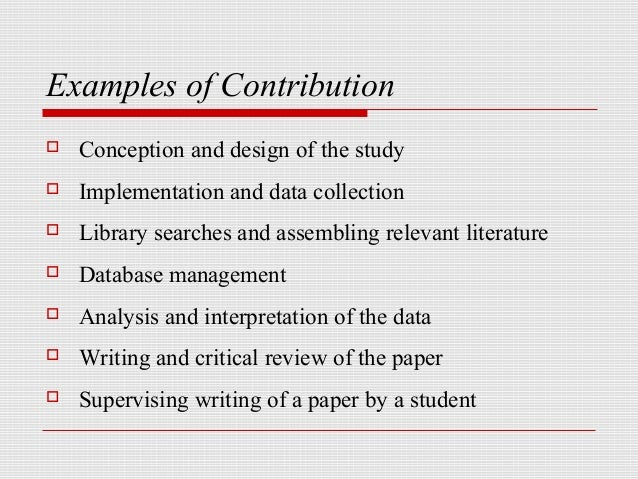 Science Thesis Writing Review Paper - CLAS Users