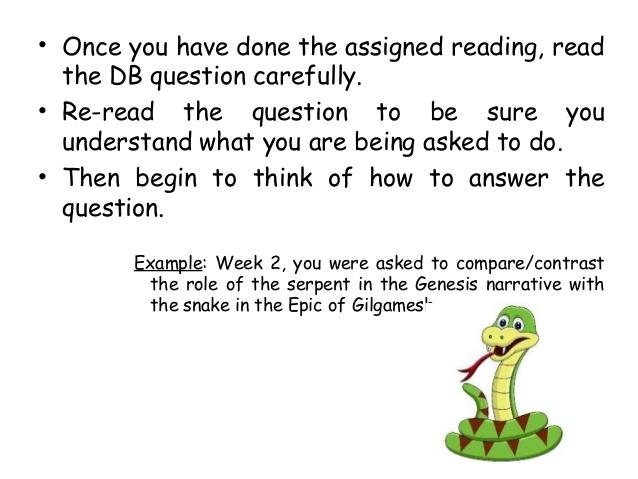 The Epic of Gilgamesh Essay Questions | GradeSaver