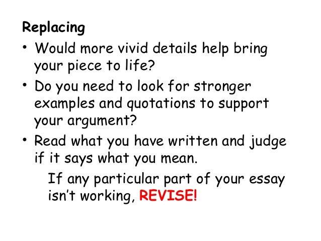 help writing a short essay