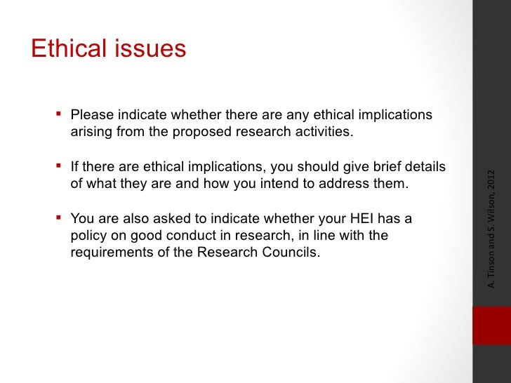 Any ideas on ethical issues to write a paper on?