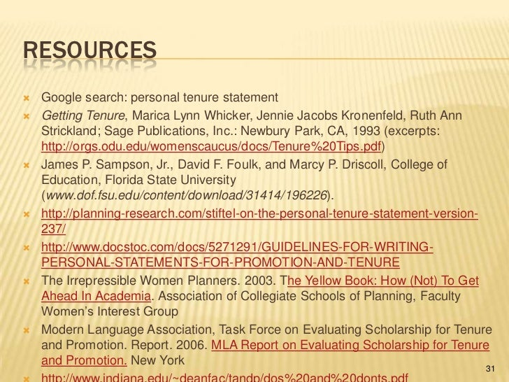 academic tenure essay Read this essay on tenure and termination come browse our large digital warehouse of free sample essays  academic tenure a brief assessment by robert m .