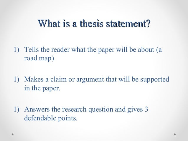what is a thesis in a paper Research: what it is a research paper is the culmination and final product of an involved process of research, critical thinking, source evaluation, organization, and composition.