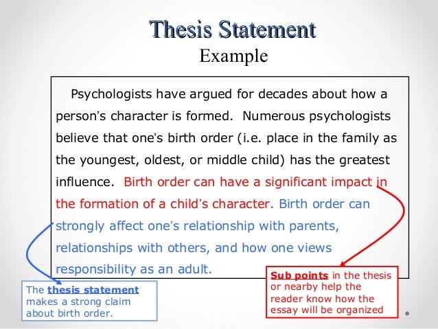 this essay describes what a psychologist does