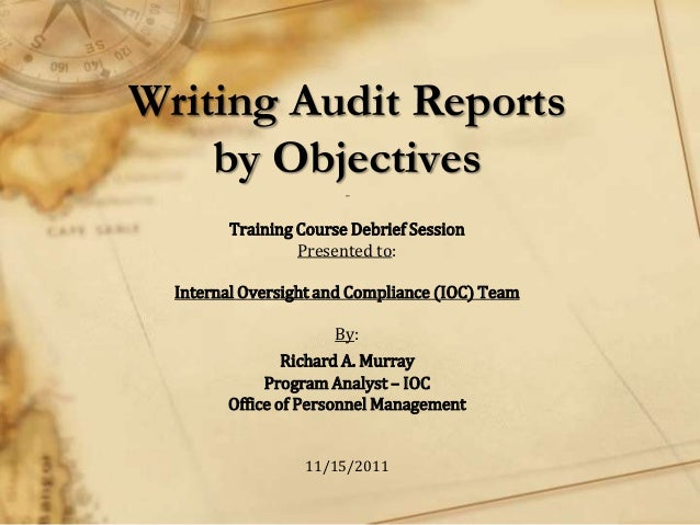 why it is desirable to have standard wording in audit report (2013) the audit reporting model: current research synthesis the expanded wording in the isa 700 standard have been non-standard audit report.