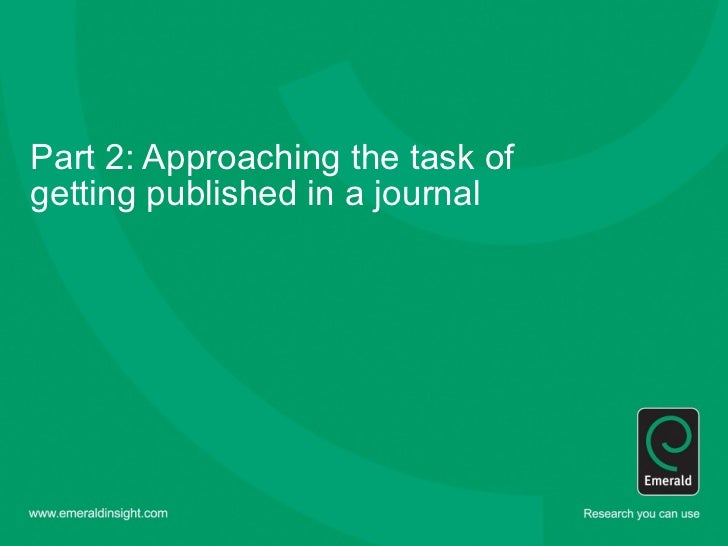 Where do all the thesis get published?