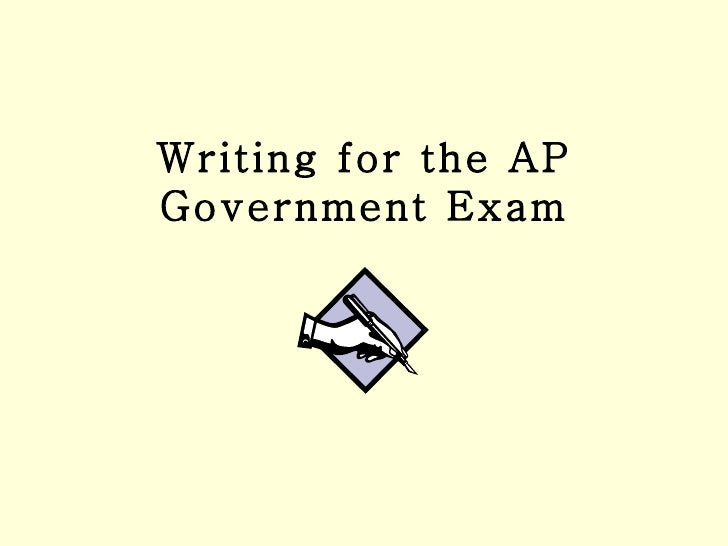 ap government exam essay questions Our ap government practice test is perfect for your exam review multiple choice  ap us government questions along with explanations for ap gov test prep   the free-response section is 100 minutes long and has four essay questions.
