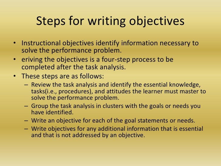 Example Objective Statements 100 Effective Resume