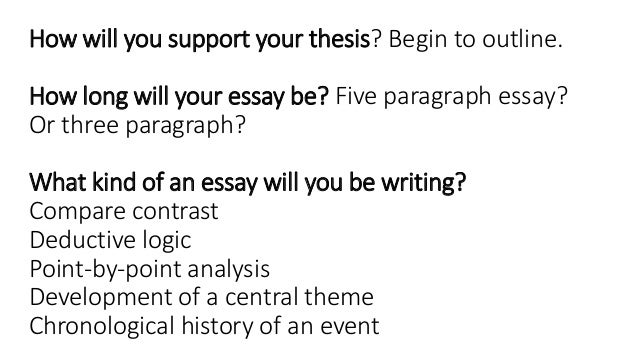 Higher english critical essay skills