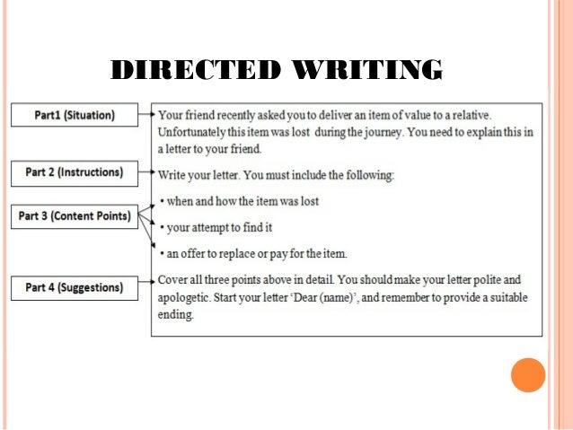 How writing essays teach