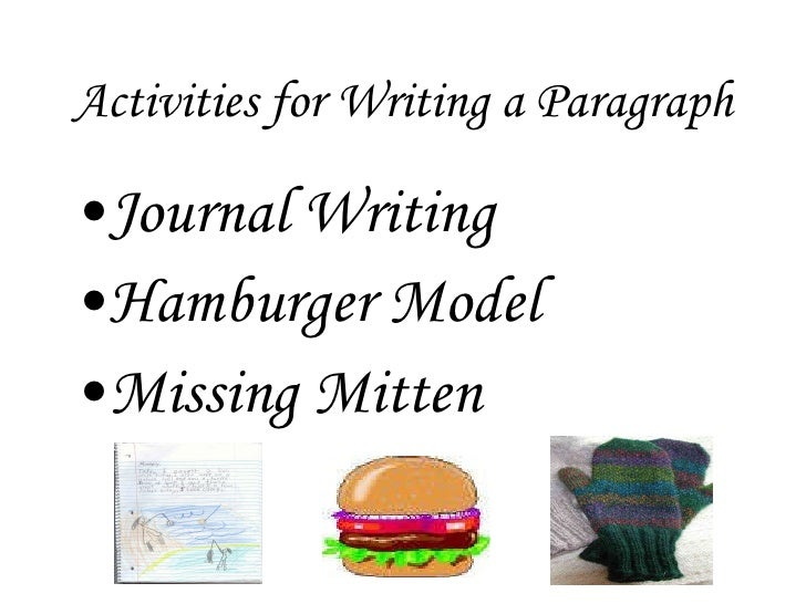 hamburger essay ppt How to write a hamburger paragraph – idealreads.