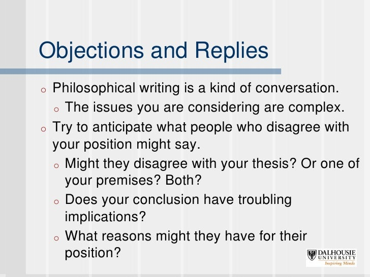 philosophical essay writing Philosophy essay this tutorial contains information about essay writing based on materials from the first-year philosophy subject, introduction to philosophy.