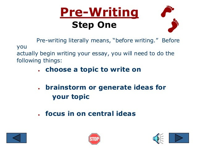 Write problem solution essay ppt