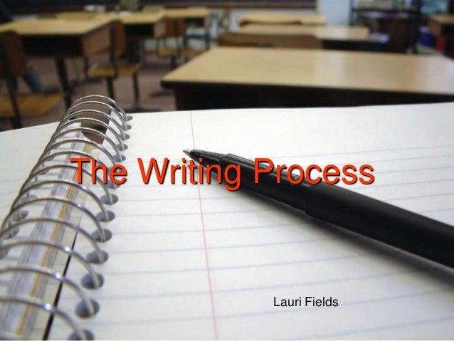 Writing process 5th grade