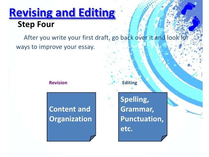 Celisse-halterman4 - 6 My Personal Writing Process Essay