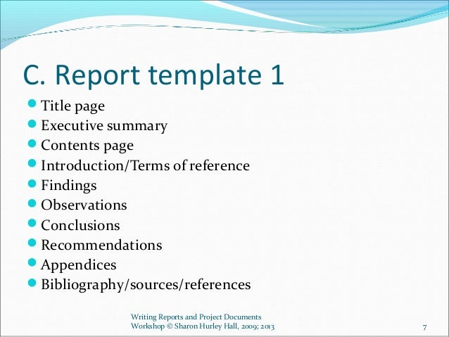 summary of findings conclusions and recommendations thesis Discussion, conclusions, recomendations, references, appendices key section of your thesis you can make based on your findings recommendations or.