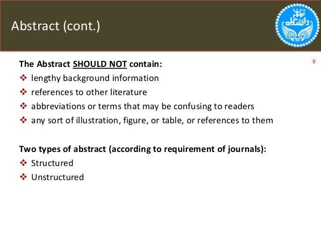 Elements of a Successful Research Paper - GradeSaver