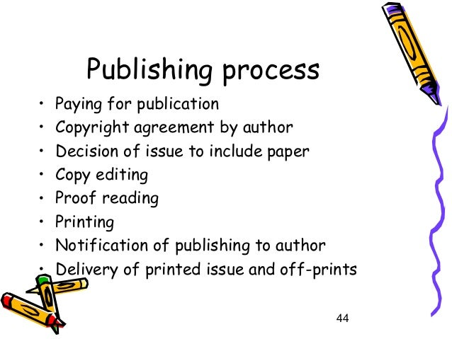 Issues For Research Papers