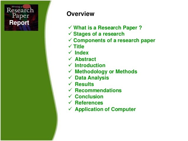 types of introductions and conclusions for research papers