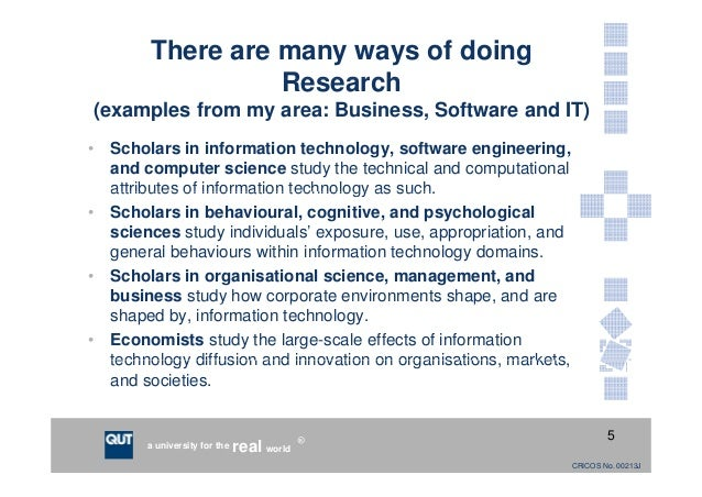 research papers information technology A free library of it white papers, webcasts and product information to help with your it purchase decisions research the latest tools, technologies and techniques.