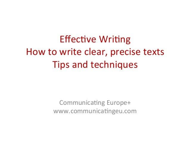 business writing tips and techniques 5 persuasive business writing techniques what tactics do you use when writing business documents is writing for men and women filed under: business writing tagged with: business, business writing, checklist, grammar, tips, writing want more writing tactics over 127,000 readers rely.