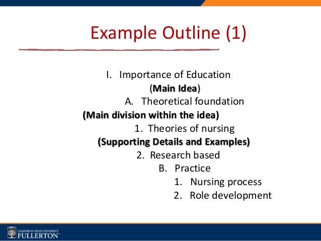 Importance Of Writing In Nursing