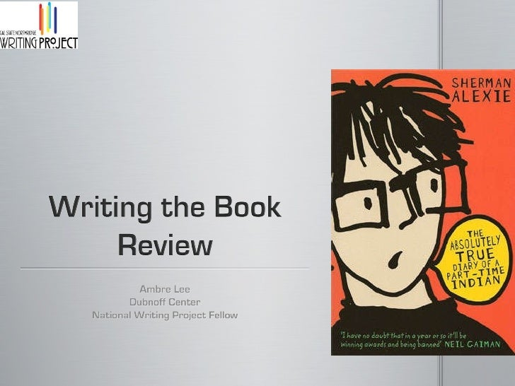 Writing the review