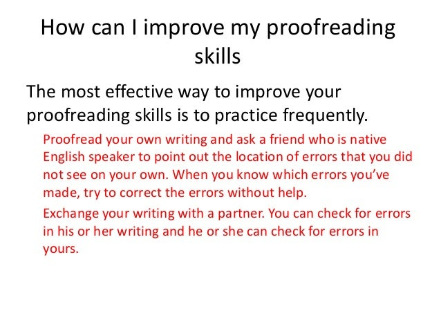 what can i do to improve my essay writing skills