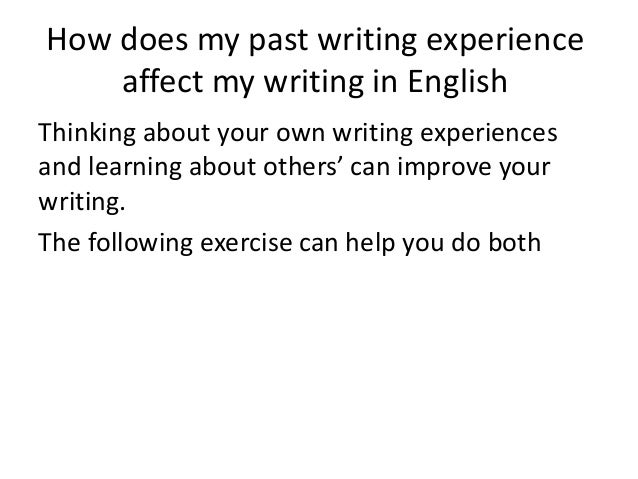 Is my descriptive essay good enough for 1st language english?
