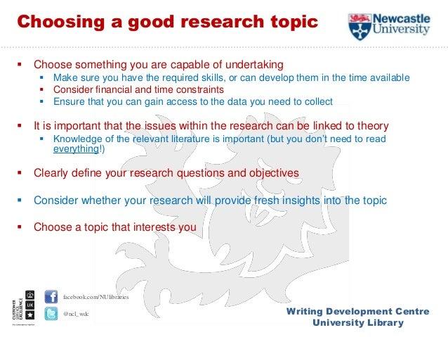 Ma dissertation proposal