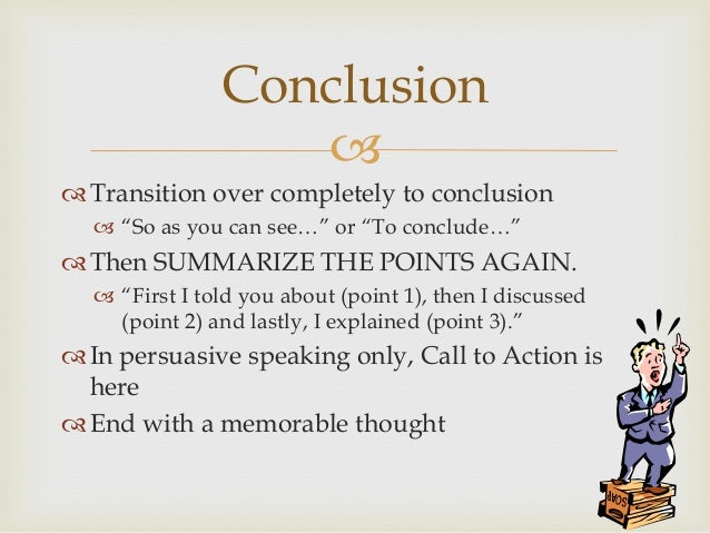 Writing your introduction, transitions, and conclusion