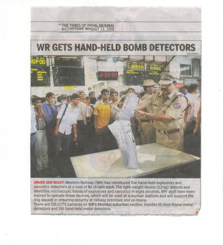 """* THE TIMES   OF INDIA, MUMBAI   '                  WEDNESDAy,A""""OQuST      12, 2009,      WRGETSHAND-HELD OMB             ..."""